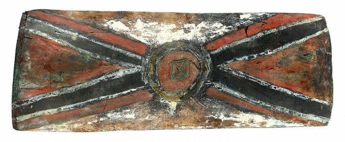 New Guinea Shiled